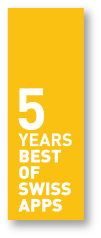 5 Years Best of Swiss Apps