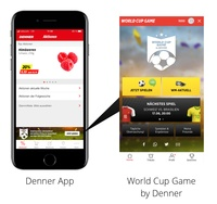 World Cup Game by Denner